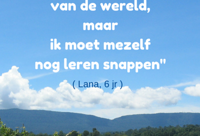 hoogbegaafd quote