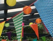 zelf de slingers ophangen als je van het leven een feest wilt maken