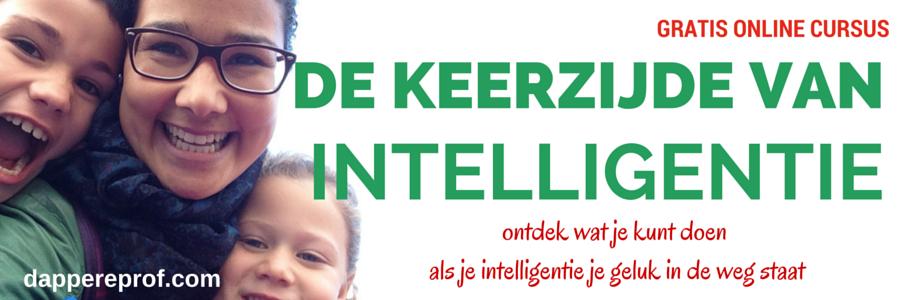 online cursus de keerzijde van intelligentie